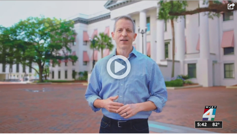 Florida Republicans, local lawmaker make 2022 election pitch in new video ad