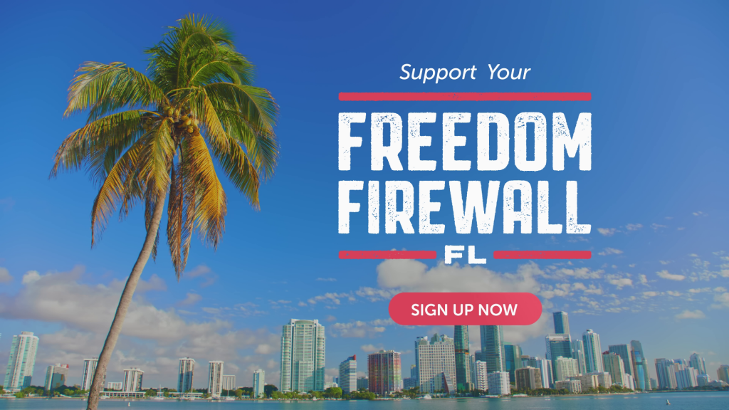 """""""Firewall for Freedom"""" Campaign Takes Off"""